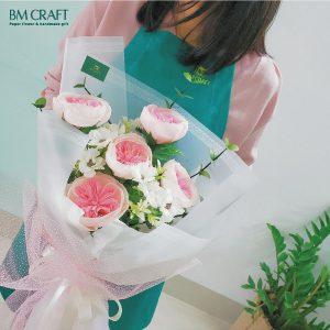 hoa giay handmade